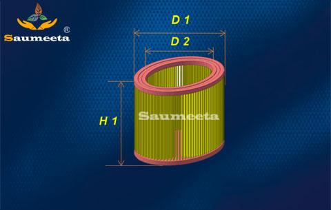 فیلتر هوا برای پیکانآردیانژکتوری