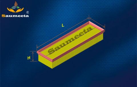 فیلتر هوا برای سمندEF7