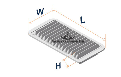 فیلتر هوا برای لیفان۶۲۰