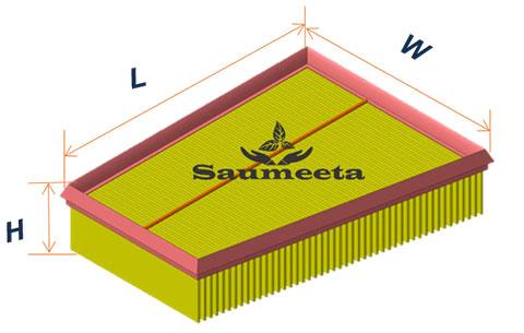 فیلتر هوا برای فلوئنسدندهای