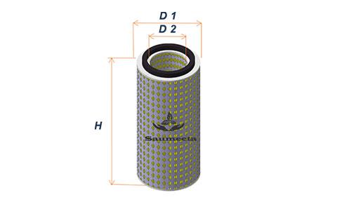 فیلتر هوا برای تویوتاهایلوکسویگو